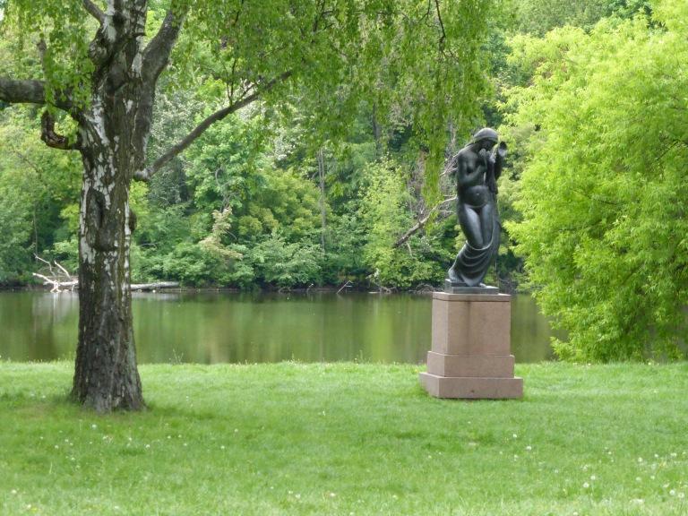 Warsaw parks