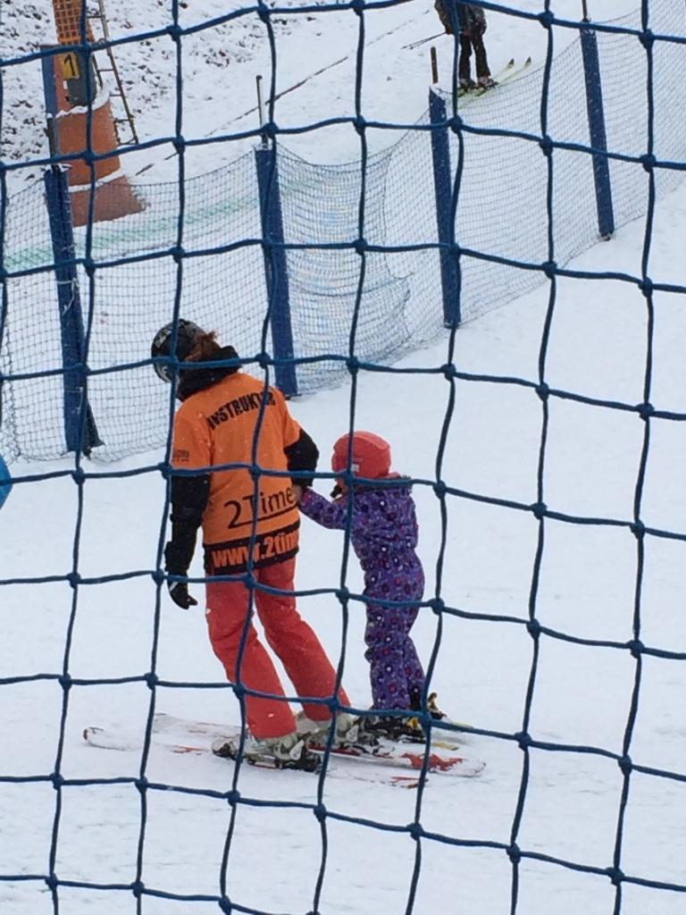 Warsaw skiing