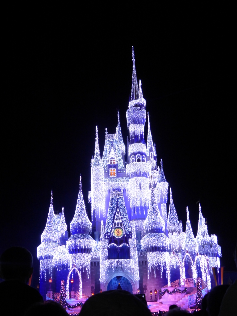 Disney Castle - Frozen
